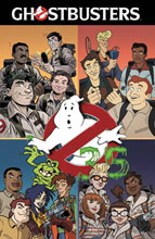 Image: Ghostbusters 35th Anniversary Collection SC  - IDW Publishing
