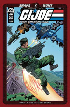 Image: G.I. Joe: A Real American Hero #267 (cover A - Atkins) - IDW Publishing
