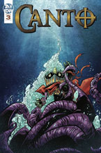 Image: Canto #3 (cover A - Zucker) - IDW Publishing