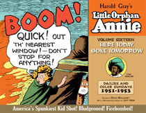 Image: Complete Little Orphan Annie Vol. 16: Daily and Sunday Comics, 1951-1953 HC  - IDW Publishing