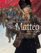 Image: Matteo Vol. 02: 1917-1918 HC  - IDW Publishing