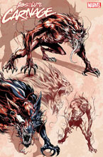 Image: Absolute Carnage #2 (variant Young Guns cover - Checchetto) - Marvel Comics