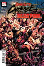 Image: Absolute Carnage vs. Deadpool #1 - Marvel Comics