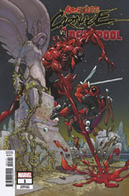 Image: Absolute Carnage vs. Deadpool #1 (variant cover - Ferry) - Marvel Comics