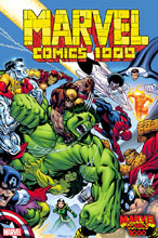 Image: Marvel Comics #1000 (variant cover - McGuinness) - Marvel Comics