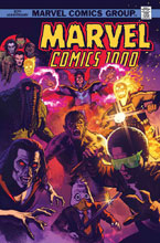 Image: Marvel Comics #1000 (variant cover 70s - Smallwood)  [2019] - Marvel Comics