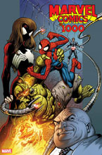 Image: Marvel Comics #1000 (variant cover 00s - Bagley) - Marvel Comics