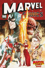 Image: Marvel Comics #1000 (variant Decade cover - Andrews) - Marvel Comics