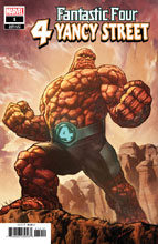 Image: Fantastic Four: 4 Yancy Street #1 (variant cover - Stonehouse) - Marvel Comics