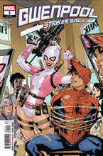 Image: Gwenpool Strikes Back #1 - Marvel Comics