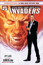 Image: Invaders #8 - Marvel Comics