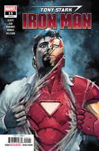 Image: Tony Stark: Iron Man #15 - Marvel Comics