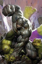 Image: Immortal Hulk #22 (variant Bring on the Bad Guys cover - Brown) - Marvel Comics