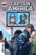 Image: Captain America #13 - Marvel Comics