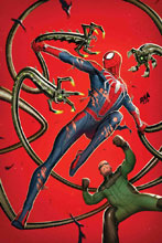Image: Marvel's Spider-Man: City at War #6 (incentive cover - Nakayama) - Marvel Comics