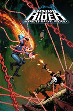 Image: Cosmic Ghost Rider Destroys Marvel History #6 (variant cover - Jacinto) - Marvel Comics