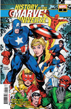Image: History of the Marvel Universe #2 - Marvel Comics