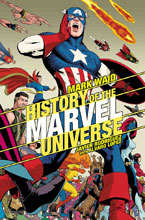 Image: History of the Marvel Universe #2 (variant cover - Rodriguez) - Marvel Comics