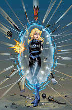 Image: Invisible Woman #2 (variant cover - Conner) - Marvel Comics