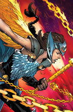 Image: Valkyrie: Jane Foster #2 (incentive cover - Jacinto) - Marvel Comics