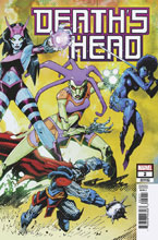 Search: Death of the New Gods (variant cover) - Westfield Comics
