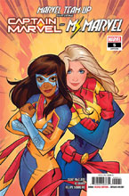 Image: Ms. Marvel Team-Up #5 - Marvel Comics