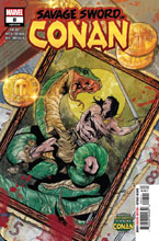 Image: Savage Sword of Conan #8 - Marvel Comics