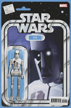 Image: Star Wars #70 (variant Action Figure cover - Christopher) - Marvel Comics