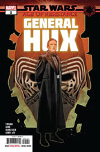 Image: Star Wars: Age of Resistance - General Hux #1 - Marvel Comics
