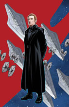 Image: Star Wars: Age of Resistance - General Hux #1 (variant Puzzle-Piece cover - McKone) - Marvel Comics