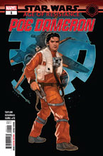 Image: Star Wars: Age of Resistance - Poe Dameron #1 - Marvel Comics