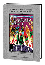 Image: Marvel Masterworks: The Fantastic Four Vol. 21 HC  - Marvel Comics