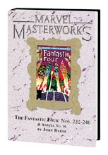 Image: Marvel Masterworks Vol. 284: The Fantastic Four Nos. 232-240, Annual No. 16 HC  - Marvel Comics