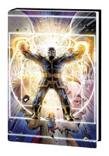 Image: Thanos: The Infinity Ending HC  - Marvel Comics
