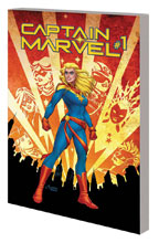 Image: Captain Marvel Vol. 01: Re-Entry SC  - Marvel Comics