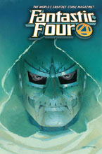 Image: Fantastic Four Vol. 03: The Herald of Doom SC  - Marvel Comics