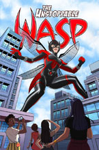 Image: Unstoppable Wasp: Unlimited Vol. 02 - G.I.R.L. vs. A.I.M. SC  - Marvel Comics