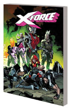 Image: X-Force Vol. 02: Counterfeit King SC  - Marvel Comics