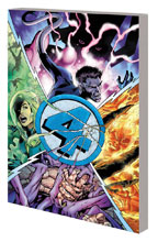 Image: Fantastic Four by Jonathan Hickman: The Complete Collection Vol. 02 SC  - Marvel Comics