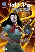 Image: Bettie Page: Unbound #5 (cover D - Ohta) - Dynamite