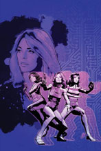Image: Charlie's Angels vs. the Bionic Woman #2 (incentive cover - Staggs virgin) (20-copy)  [2019] - Dynamite