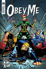Image: Obey Me #5 (cover A - Herrera) - Dynamite