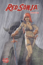 Image: Red Sonja Vol. 05 #7 (cover B - Linsner) - Dynamite