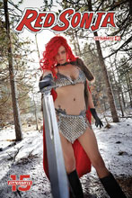 Image: Red Sonja #7 (cover E - Cosplay) - Dynamite