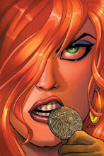 Image: Red Sonja #7 (variant cover - Conner virgin) - Dynamite