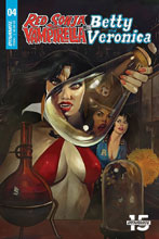 Image: Red Sonja & Vampirella Meet Betty & Veronica #4 (cover A - Dalton) - Dynamite
