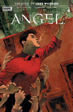 Image: Angel #4 (incentive cover - Melnikov) (20-copy) - Boom! Studios