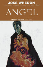 Image: Angel Legacy Edition Vol. 01 SC  - Boom! Studios