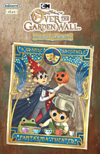 Image: Over Garden Wall: Soulful Symphonies #1 (variant cover Preorder - Pena) - Boom! - KaBOOM!