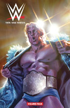 Image: WWE: Then Now Forever Vol. 04 SC  - Boom! Studios